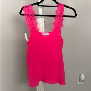 Cami Camisole Neon Pink